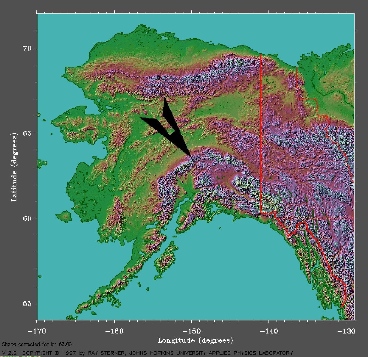 Where Is The Cabin Fairfax To Fairbanks - Where is fairbanks