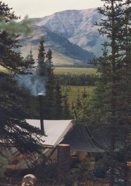 Alaskan Camp